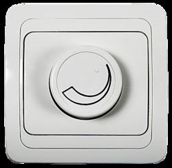 ASD Classico Белый Диммер 600Вт 2111 арт. 4680005959884
