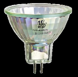 ASD Лампа галогенная JCDR 50Вт 220В GU5.3 арт. 4607177993256