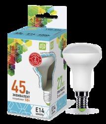 ASD Standard Лампа LED-R50 5Вт 160-260В Е14 4000К 450Лм арт. 4690612001517