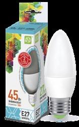 ASD Standard Лампа LED свеча 5Вт 160-260В Е27 4000К 450Лм арт. 4690612003917