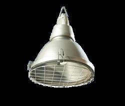 АСТЗ Светильник НСП17-200-042 алюм.. отраж. без отверст., +стекло, +сетка IP54 арт. 1017200042