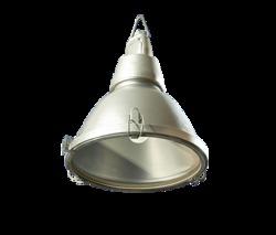 АСТЗ Светильник РСП05-125-032 б/а IP54, алюм. отраж. без отверст., +стекло, без ПРА арт. 1005125032