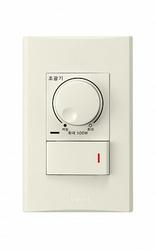 Anam Legrand Zunis Бежевый Светорегулятор 500W для л/н с выключателем с подсветкой арт. 7102 02I