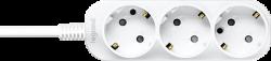 Anam Legrand e-Fren 3 Удлинитель,шнур 2.5м, 10A, 250V арт. L855960B2