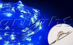 Arlight Светодиодная нить WR-5000-12V-Blue (1608, 100LED) арт. 017995