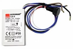 BEG Белый Выключатель сумеречный  с выносным сенсором освещенности, скрытый монтаж, IP44 арт. 92365