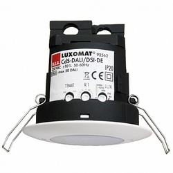 BEG Белый Выключатель сумеречный DALI, скрытый монтаж в подвесной потолок, IP20 арт. 92562