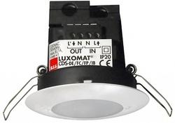 BEG Белый Выключатель сумеречный с дист. упр., скрытый монтаж в подвесной потолок, IP20 арт. 92249