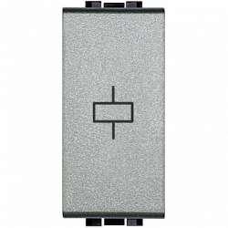 BT LL Алюминий Вставка реле с перекидным NO/NC контактом 10 (4) А 230 В арт. NT4330/230