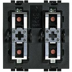 BT MH Управляющее устройство на 2 активатора для одиночной или двойной нагрузки, 2 модуля арт. L4652/2