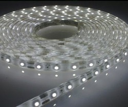 Briaton Лента LED 4.8 W/m 12V 60 LED/m IP65 холодный белый арт. BR-LTW-60CW