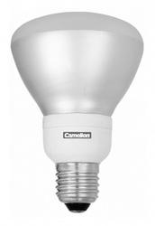 Camelion Лампа люминесцентная компактная R80 13Вт, 220В, E27, ярко-белая арт. LH13-3U-RM/842/E27