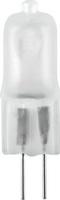 Comtech Лампа галогеновая матовая, пальчиковая, 220V, 20W, G4 арт. CH930802