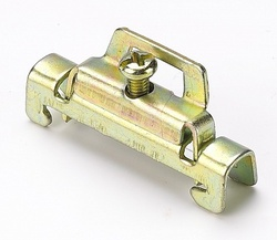 DEKraft ФК-101 Ограничитель металлич. на DIN-рейку с 1 винтом арт. 32055DEK