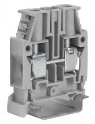 DKC CBC.10GR Зажим проходной серый 10 кв.мм арт. ZCBC10GR-RET