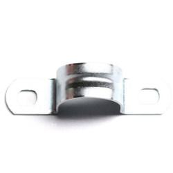 DKC Держатель оцинк. двустор. для жестких труб D=25mm (100шт=1упак) (упаковка) арт. 53357