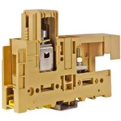 DKC GPM.240/BC Зажим силовой шина/кабель бежевый 240 кв.мм арт. ZGP800