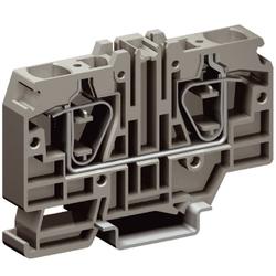 DKC HMM.16/GR Зажим проходной серый 16 кв.мм арт. ZHM340GR