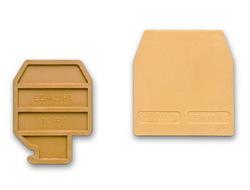 DKC HMT.16/PT(EX)I Изолятор торцевой синий для НММ.16 арт. ZHI341