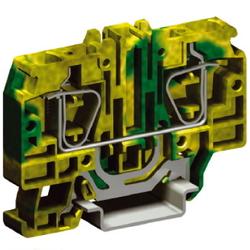 DKC HTE.10 Зажим для заземления, 10 кв.мм желто-зеленый арт. ZHT330