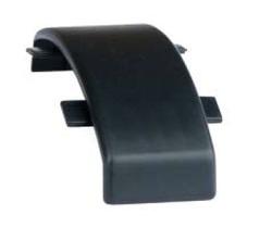 DKC In-Liner Front Соединение для напольного канала 75х17 мм GSP A, цвет чёрный арт. 01344