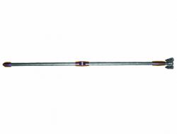 DKC Jupiter Комплект вертикального заземлителя 3м,D16мм(2х1500мм) омеднение арт. NE1104CC