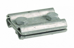 DKC Jupiter Параллельный зажим с раздел. пластиной,медь арт. NG3107CU