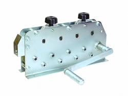 DKC Jupiter Универсальное приспособление для выпрямления прутка (8-10 мм) и полосы(до 40х4мм) арт. NA1004