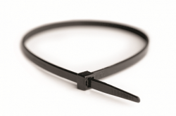 DKC Хомут P6.6 стандартный, черный, 3,6х200 OEM (упак.=100шт.) арт. 25314SE