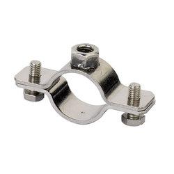 DKC Хомут для тяжелых нагрузок 73-78 (2 1/2) мм, M10, нержавеющая сталь AISI 304 арт. 6040-212