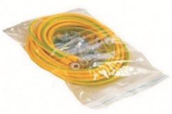 DKC Комплект кабелей заземления - 1 комплект (5 шт.) арт. R5SGC05