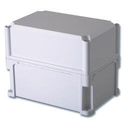 DKC Корпус пластиковый IP67,300x300x235(высота крышки 110),сплошные стенки,непрозрачная крышка арт. 533900