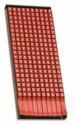 """DKC Маркер для кабеля сечением 0,5-1,5мм символ """"+"""" арт. MKSPS1"""