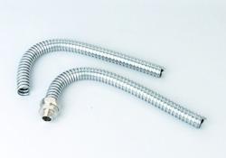 DKC Металлорукав из оцинкованной стали DN 10мм, Dвн 10,0 мм, Dнар 13,0 мм, IP40, 50м арт. 667R1013