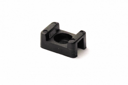 DKC Основание PL6.6 черный 14,6мм (100шт) (упаковка) арт. 25497