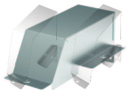 Legrand Вентилятор 30/160 м3/ч RAL7032 арт. 036571