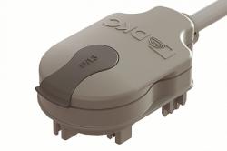 DKC Отводной блок с кабелем 800 мм (FG07M1), N/L3, 2P, 10A арт. LTN70APP23AA000