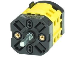 DKC Переключатель кулачковый для вольтметра на 3 положения для L-L\L-N 12 А арт. AS1223R