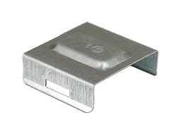 DKC Пластина защитная боковая IP44 Н 100 (мет.), цинк-ламельная арт. 30574HDZL