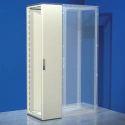 DKC Сборный шкаф CQE, без двери и задней панели, 2200 x 400 x 800мм арт. R5CQE2248S