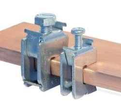 DKC Шинная клемма для кабеля, сечение шины 10 мм, кабель 1,5-16 мм арт. R5BC1016