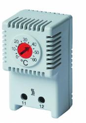 DKC Термостат, NC контакт, диапазон температур: 0-60 °C арт. R5THR2