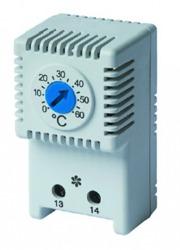 DKC Термостат, NO контакт, диапазон температур: 0-60 °C арт. R5THV2