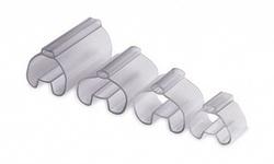 DKC Трубочка прозрачная для жесткой маркировки, 14,0–22,0 мм, длина 12 мм. арт. TUB1206