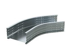 DKC Угол листовой 45 градусов 80x900, цинк-ламель арт. USC689ZL