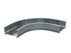 DKC Угол листовой 90 градусов 80x500, горячий цинк арт. USD685HDZ