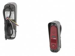 DVC В/П 800 твл (CMOS), узкая, вертик., накладн. монтаж, компл: уголок, козырек, темно-красный арт. DVC-414Re Color