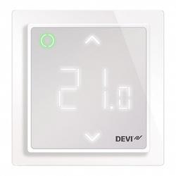 Devi Smart Терморегулятор интеллектуальный с Wi-Fi, белый, 16А арт. 140F1141