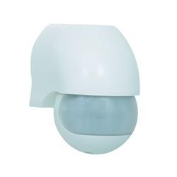 Duewi Белый Датчик ИК Control-Luchs 180о, до 12 м, 1000W, IP44 (rev 75180103) арт. DW 15377