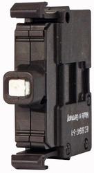 Eaton Светодиод с винтовым зажимом 12-30В (АС), 8-15А, крепление спереди, цвет белый M22-LED-W арт. 0000216557